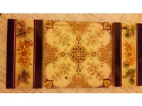 Victorian Mintons China Works Tile