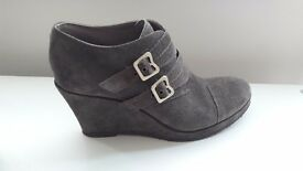 Radley ankle wedges size 6 - nearly new