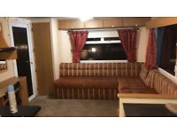 Three bedroom double glazed Mobile home for rent