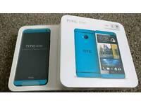 HTC ONE M7 (blue)