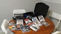 PS3 plus games and TV box