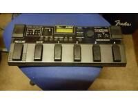 Korg toneworks ax30g guitar pedal