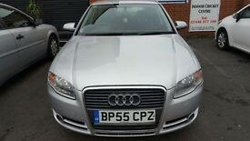 AUDI A4 2.0 TDI SE (140BHP - 6 SPEED)