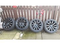 4x100 17 inch need tyres