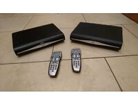 Sky + HD Boxes and Dish