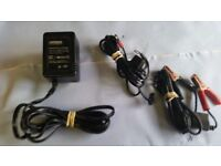 Motorcycle maintanance charger