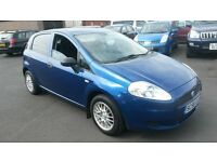BARGAIN NEW SHAPE FIAT PUNTO 5 DOOR 1.2 CHEAP TO RUN AND INSURE PX WELCOME