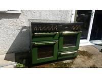 Rangemaster gas oven.