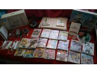 Nintendo Wii console and games bundle - Skylanders, Disney Infinity, Wii Fit + Board - £120 ono