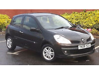 Outstanding 2008, ONLY 48000k miles Renault Clio TCE Expression with extensive FSH ,!! LOOK LOOK !!