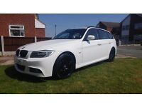 2010 BMW 318i TOURING M SPORT BUSINESS EDITION.