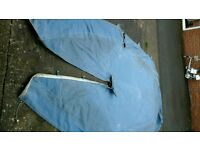 Boat cover dinghy