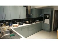 Kitchen wall doors and panels £550