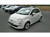 FIAT 500 2009 1.2 Petrol Manual Excellent Condition 1yr MOT 23000 Miles
