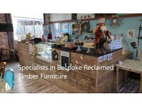 Rustic Shop Counters Hand Made To Order