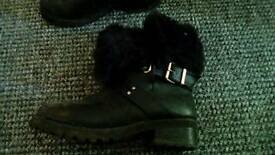Womens river island boots
