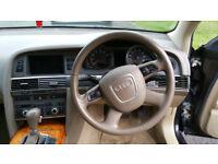Audi A6 quattro grey 2005 keyless entry keyless start xenon headlights sat nav leather parking aid
