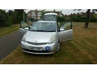 Pco Toyota Prious T42008(57),Long Mot,CD changer,Cruise,Full Service History only £3200