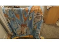 Toy story reversible bedding