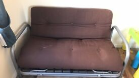 Futon / sofa bed need gone ASAP so open to offers