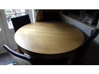 Ikea Extending Dining Table And Chairs