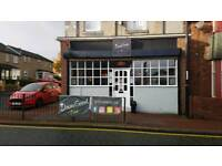 Cafe takeaway shop to Rent - lease for sale