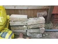 **Free** bricks/slabs
