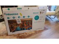 Hisense H43N5500UK 43 inch 4K LED TV - Brand New in box