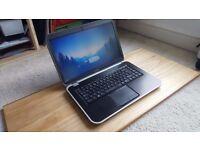 Dell 7520 laptop notebook - i5 8gb RAM 120GB SSD 1TB HD 1080p