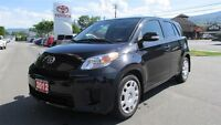 2012 Scion xD Hatch back with upgraded stereo