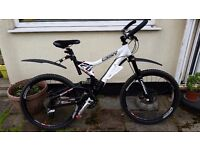 Scott Nitrous 20 Downhill/Freeride Mountain Bike (As New)