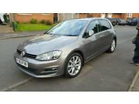 VW Golf TSI Blue Motion