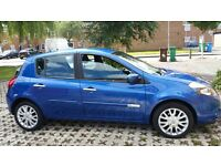 2010 RENAULT CLIO DCI 1.5 DIESEL, 55000 MILES, FSH, NOT Corsa, Astra a1 a3 Golf polo Yaris C2 C3 i30