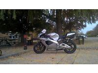 Aprilia Rsv Mille Swap Gsxr? WIth Complete Spare Fairings