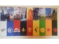 Games of thrones canvas