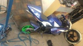 For sale mibi moto 50cc price 150 offers