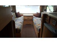 Lunar Zenith 6 berth caravan 2009