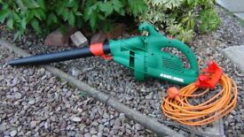 BLACK AND DECKER GARDEN BLOWER