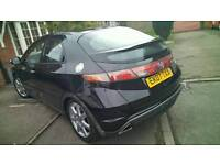 Bargain Diesel honda civic icdti cheap car cheapest quick sale insured taxed 9 months mot Hpi clear