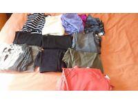 Maternity clothes bundle sizes 10-12, Next, New Look, H&M, Asos