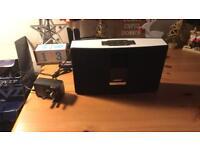 Bose sound touch speaker