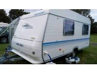4 Berth caravan Adria Altea 432px. NO motor mover