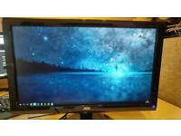 AOC LCD Full HD monitor