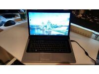 laptop dell studio 1555,with brand new battery
