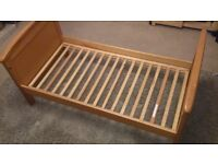 John Lewis Baby/Toddler Bed/Cot