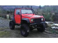 Suzuki / Land Rover Off Roader