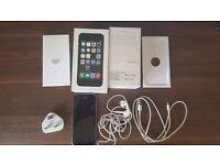 iPhone 5S 32GB Black - UNLOCKED - new screen - all options