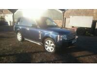 Range Rover td6 l322