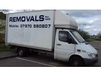 The Original Man with Van Removal Service Bristol Est 1995 House Office Student Moves