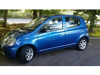 For Sale 2002 Toyota Yaris CDX, 5Doors Hatchback (Automatic) Petrol